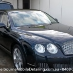 Bentleigh car detailing