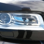 rolls royce headlight