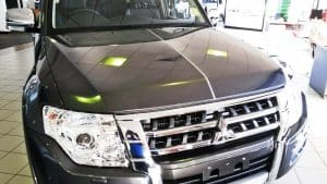 Mitsubishi Pajero paint protection by Melbourne Mobile Detailing Paint Protection Melbourne image 2
