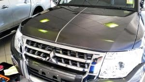 Mitsubishi Pajero paint protection by Melbourne Mobile Detailing Paint Protection Melbourne image 3