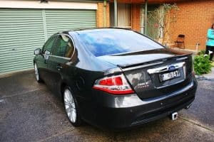Paint protection Melbourne Ford G6E Paint Protection Melbourne image 8