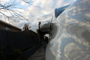 Mercedes GL 350 paint protection by melbourne mobile detailing Paint Protection Melbourne image 3