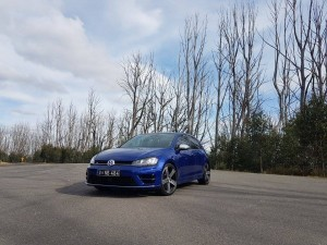 Volkswagen Golf R Lapiz blue paint protection by Melbourne Mobile Detailing Paint Protection Melbourne image 17