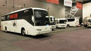 2015 Bus Show detailed by Melbourne Mobile Detailing Paint Protection Melbourne image 2
