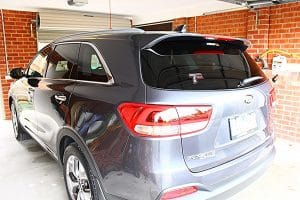 Kia Sorento paint protection by Melbourne Mobile Detailing Paint Protection Melbourne image 3