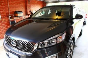 Kia Sorento paint protection by Melbourne Mobile Detailing Paint Protection Melbourne image 5