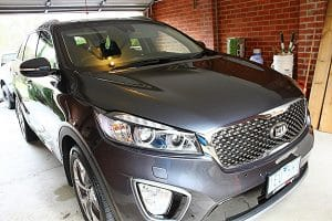 Kia Sorento paint protection by Melbourne Mobile Detailing Paint Protection Melbourne image 7