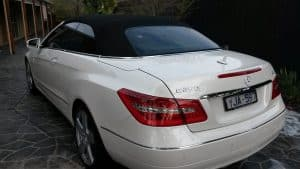 Mercedes E250 Paint protection by Melbourne Mobile Detailing Paint Protection Melbourne image 4