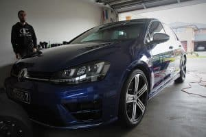 Paint protection melbourne Volkswagen Golf R Paint Protection Melbourne image 3