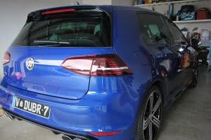 Paint protection melbourne Volkswagen Golf R Paint Protection Melbourne image 5