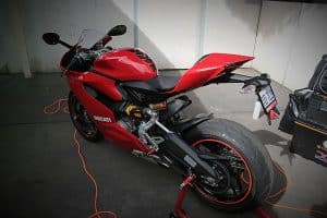 Ducati 899 Panigale exterior paint protection in Melbourne Paint Protection Melbourne image 9