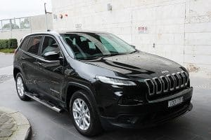 Jeep Cherokee paint protection Melbourne Paint Protection Melbourne image 1