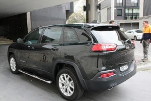 Jeep Cherokee paint protection Melbourne Paint Protection Melbourne image 5