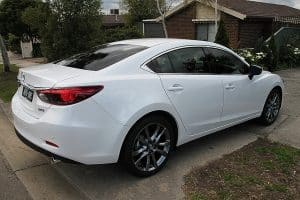 Paint protection melbourne Mazda Paint Protection Melbourne image 1