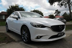 Paint protection melbourne Mazda Paint Protection Melbourne image 3