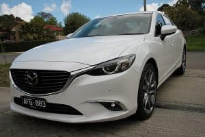 Paint protection melbourne Mazda Paint Protection Melbourne image 4