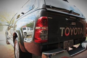 Toyota Hilux premium paint protection melbourne Paint Protection Melbourne image 1