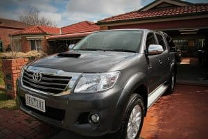 Toyota Hilux premium paint protection melbourne Paint Protection Melbourne image 2