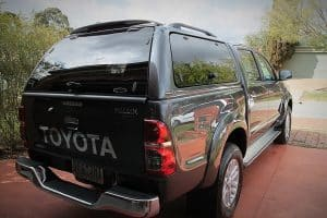 Toyota Hilux premium paint protection melbourne Paint Protection Melbourne image 4