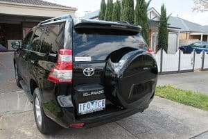 Toyota Prado paint protection Melbourne Paint Protection Melbourne image 10