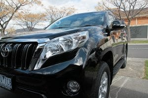 Toyota Prado paint protection Melbourne Paint Protection Melbourne image 3