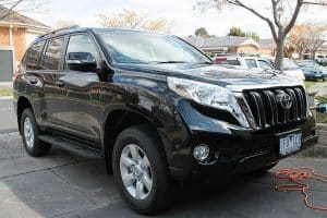 Toyota Prado paint protection Melbourne Paint Protection Melbourne image 4
