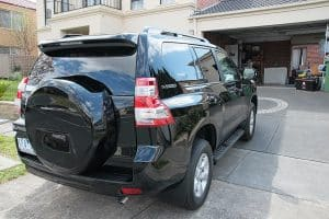 Toyota Prado paint protection Melbourne Paint Protection Melbourne image 7