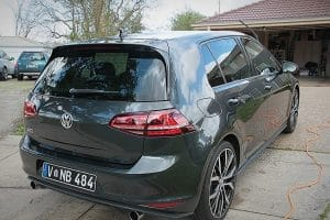 Volkswagen Golf GTI, paint protection Melbourne Paint Protection Melbourne image 6