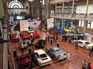 MotorClassica Event 2015 and its show grounds by Melbourne Mobile Detailing Paint Protection Melbourne image 4
