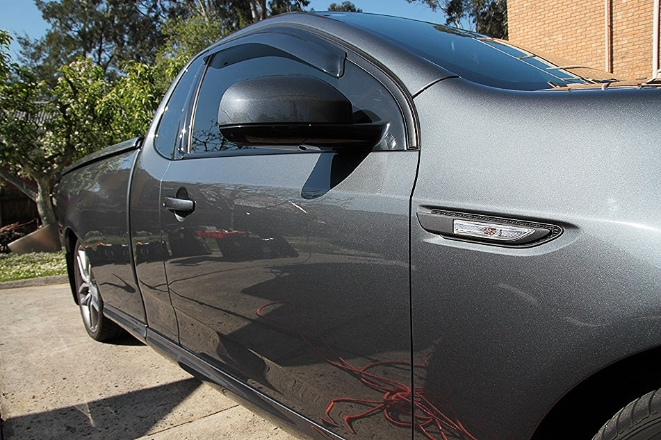 Ford Falcon xr6 ute paint protection Melbourne Paint Protection Melbourne image 12