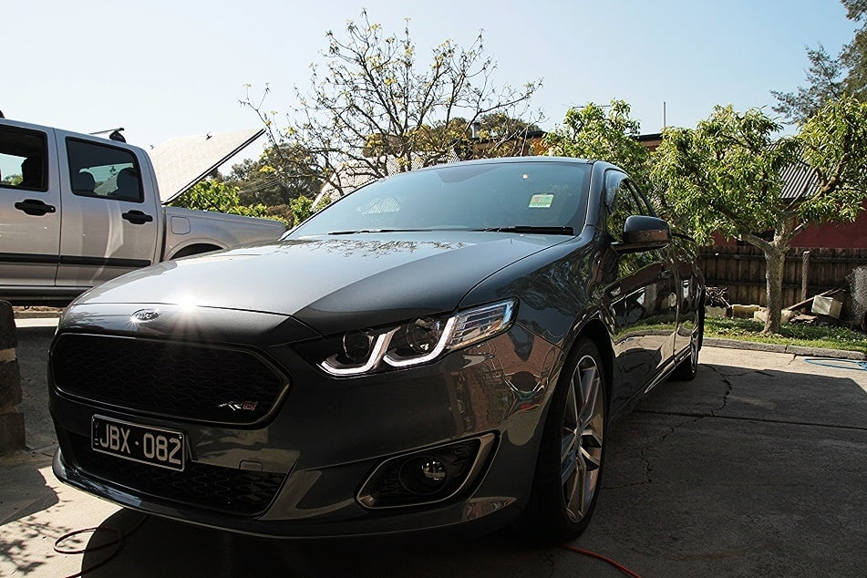 Ford Falcon xr6 ute paint protection Melbourne Paint Protection Melbourne image 7