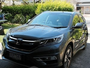 2015 Honda CRV paint protection melbourne Paint Protection Melbourne image 1