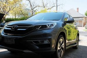 2015 Honda CRV paint protection melbourne Paint Protection Melbourne image 2