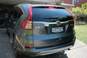 2015 Honda CRV paint protection melbourne Paint Protection Melbourne image 7