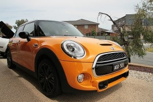 Paint protection Melbourne - Mini Cooper S Paint Protection Melbourne image 1