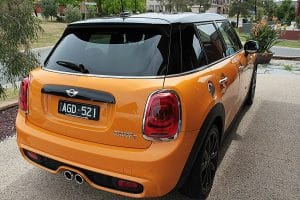 Paint protection Melbourne - Mini Cooper S Paint Protection Melbourne image 3