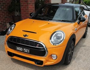 Paint protection Melbourne - Mini Cooper S Paint Protection Melbourne image 6