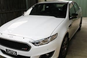 Ford XR8 paint protection Melbourne Paint Protection Melbourne image 1
