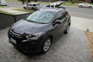 Paint protection Melbourne - Honda HR-V Paint Protection Melbourne image 12