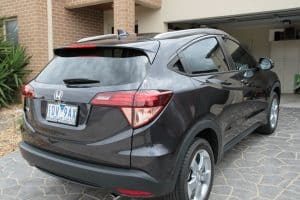 Paint protection Melbourne - Honda HR-V Paint Protection Melbourne image 7