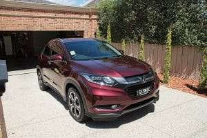 Paint protection Melbourne - Honda HR-V Paint Protection Melbourne image 36