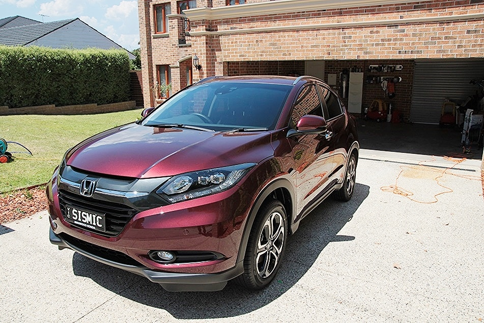 Paint protection Melbourne - Honda HR-V Paint Protection Melbourne image 37
