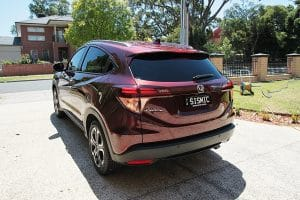 Paint protection Melbourne - Honda HR-V Paint Protection Melbourne image 40