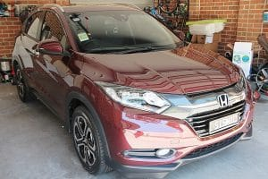 Paint protection Melbourne - Honda HR-V Paint Protection Melbourne image 29