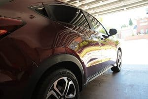 Paint protection Melbourne - Honda HR-V Paint Protection Melbourne image 14