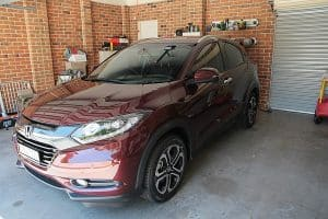 Paint protection Melbourne - Honda HR-V Paint Protection Melbourne image 18