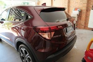 Paint protection Melbourne - Honda HR-V Paint Protection Melbourne image 19