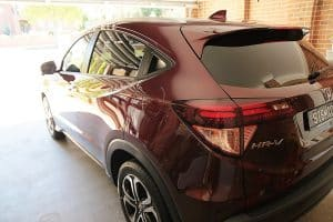 Paint protection Melbourne - Honda HR-V Paint Protection Melbourne image 20