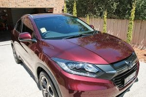 Paint protection Melbourne - Honda HR-V Paint Protection Melbourne image 23