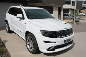 Jeep Grand Cherokee SRT, Cquartz Finest paint protection Melbourne Paint Protection Melbourne image 8